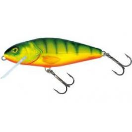 Salmo Wobler Perch Floating Hot Perch-8 cm 12 g