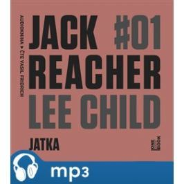 Jatka, mp3 - Lee Child