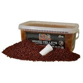 Starbaits Pellets Probiotic The Red One Mix 2kg