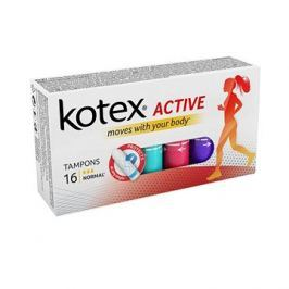 KOTEX Tampons Active 16 Normal